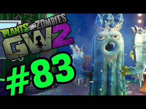 Plants Vs Zombies 2 3D - Hoa Quả Nổi Giận 2 3D: ICE CATUS #83