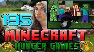 Minecraft: Hunger Games w/Mitch! Game 195 - FRIENDSHIP AND BELLY RUBS!