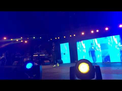 Edem Energetic Performance At 2018 s concert
