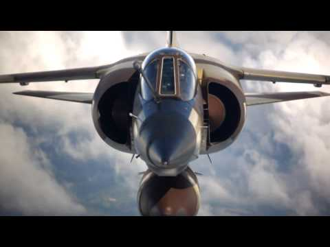 Hommage au Mirage F1 FULL HD