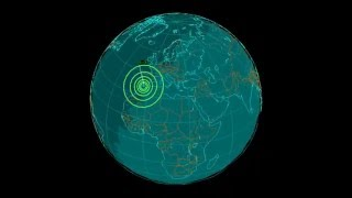 EQ3D ALERT: 1/24/16 - 5.3 magnitude aftershock earthquake in the Alboran Sea