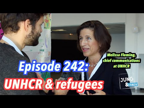 UNHCR & refugees - Jung & Naiv: Episode 242