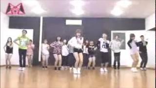 Repeat youtube video CRUSH - 2NE1 (Dance Mirror)