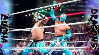 "2014-Now - Lucha Dragons 3rd WWE Theme Song - ""Lucha Lucha"" With Download Link"