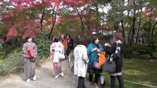 京都嵐山方面