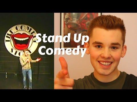 More Stand Up Comedy & Big Announcement!