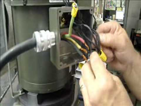 Powerwise Ink Pumps - Wiring a US Motor High Voltagewmv - YouTube