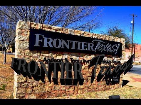 Frontier Texas! Abilene Texas