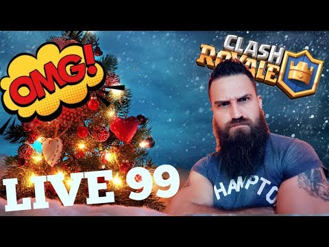 🔴[LIVE] AM AJUNS ARENA 12 ROAD to CHALLENGER 1 CLASH ROYALE ROMANIA - Stefan Remag EP.99