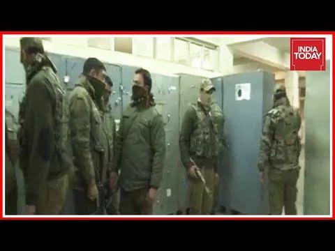 Terror Attack On Srinagar Hospital; Cop Dead, Another Injured