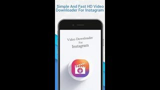 Gambar cover How to download insta grams video fast and quick.