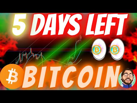 BITCOIN IS A TICKING TIME B**B – But DON'T BE FOOLED BY *THIS*!!!!