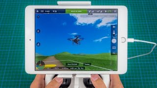 DJI Phantom 3 - #14 iOS App und Flight Simulator