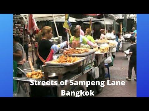 Sampeng Lane Market, Bangkok