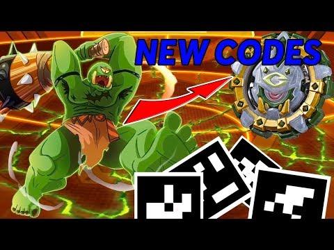 cyclops C4 NEW BEYBLADE Sling Shock NEW QR CODES