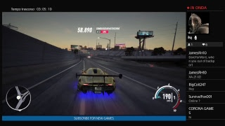 NEED FOR SPEED PAYBACK KILING RECORDS NOW ON PS4 PRO live di DareForMore5