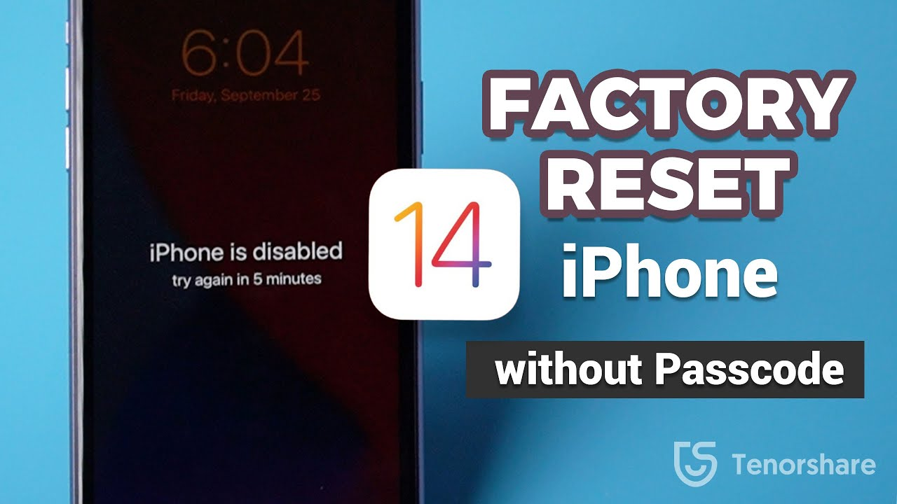 factory reset iphone 29 without password  For GSM