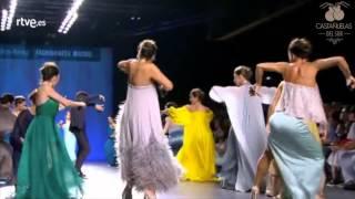 Ballet Nacional de España con Castañuelas del Sur en la Madrid Fashion Week 2014