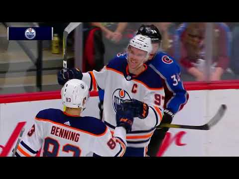 Edmonton Oilers vs Colorado Avalanche - February 18, 2018 | Game Highlights | NHL 2017/18