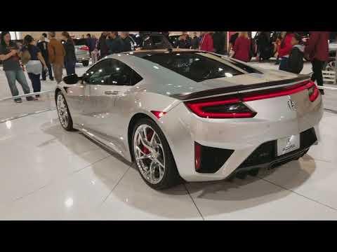 2019 Acura NSX - 2018 Philadelphia Auto Show
