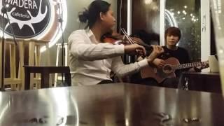 Nữ nhi tình Violin Tú Xỉn ft. Guitar Phú Nguyễn