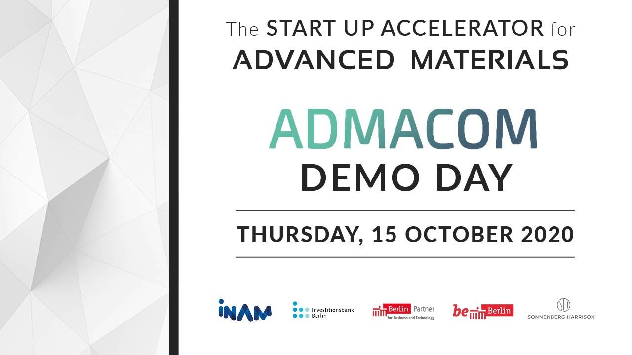 AdMaCom 2020 Online Demo Day