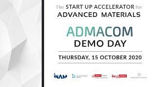 AdMaCom 2020 Online Demo Day