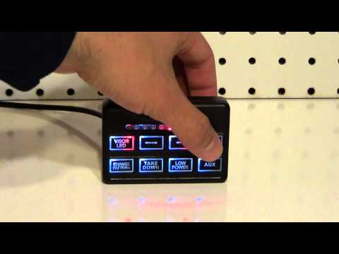 911-BR8 Multi Function Programmable Switch (HD)