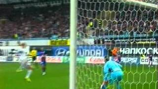 'Динамо Москва - ЦСКА' 4:0 Голы