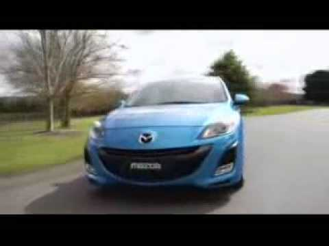 The New Mazda 3 On The Road - By Autocar.co.uk