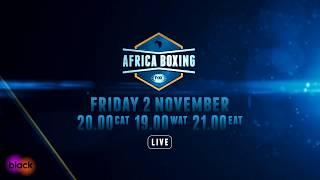 GETblackSA - SA Boxing LIVE on FOX