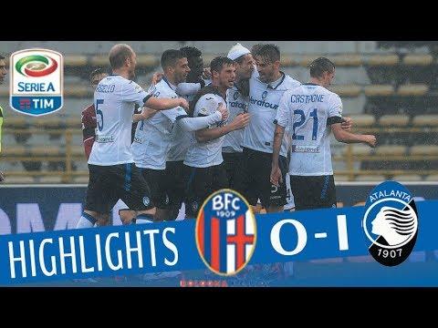 Bologna - Atalanta 0-1 - Highlights - Giornata 28 - Serie A TIM 2017/18