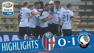 Bologna - Atalanta 0-1 - Highlights - Giornata 28 - Serie A TIM 201718