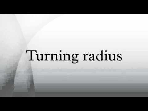 Turning Radius Youtube