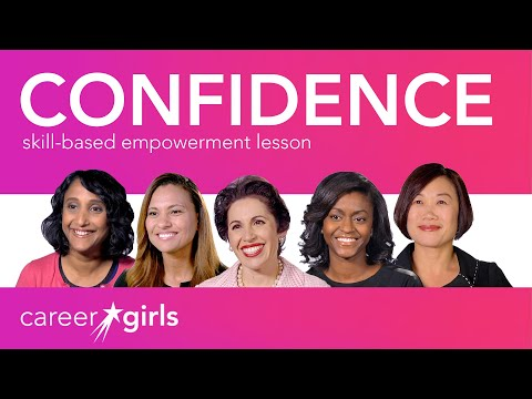 Be Confident: Career Girls Empowerment Lesson
