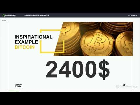 #Platincoin   ENGLISH WEBINAR 17th July 2017 with NEWS & UPDATES
