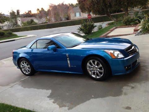 2009 Cadillac XLR - YouTube