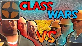 Охренительная игра в Team Fortress 2 #75 •CLASS WARS•