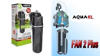 Aquael Fan 2 plus Видео обзор(Фильтры серии FAN предназначены для очистки и аэрации воды в аквариумах. Благодаря усовершенствованным..., 2012-05-23T16:48:42.000Z)