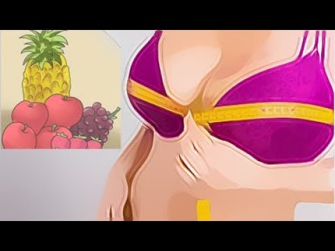 FORGET THE SILICONES : How to Make Breasts Grow Faster