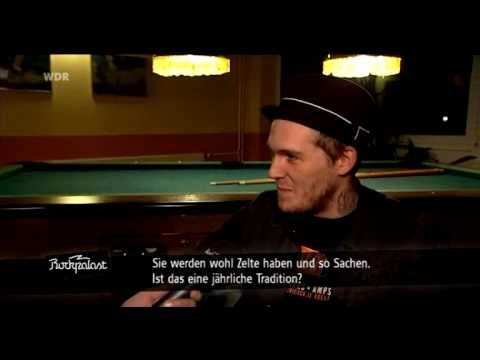 The Gaslight Anthem - Interview (Rolling Stone Weekender 2010)
