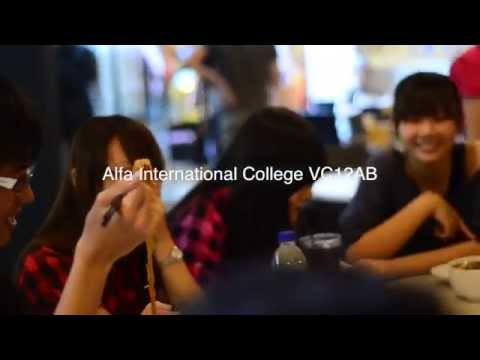 120501 Alfa International College VC12AB Outing