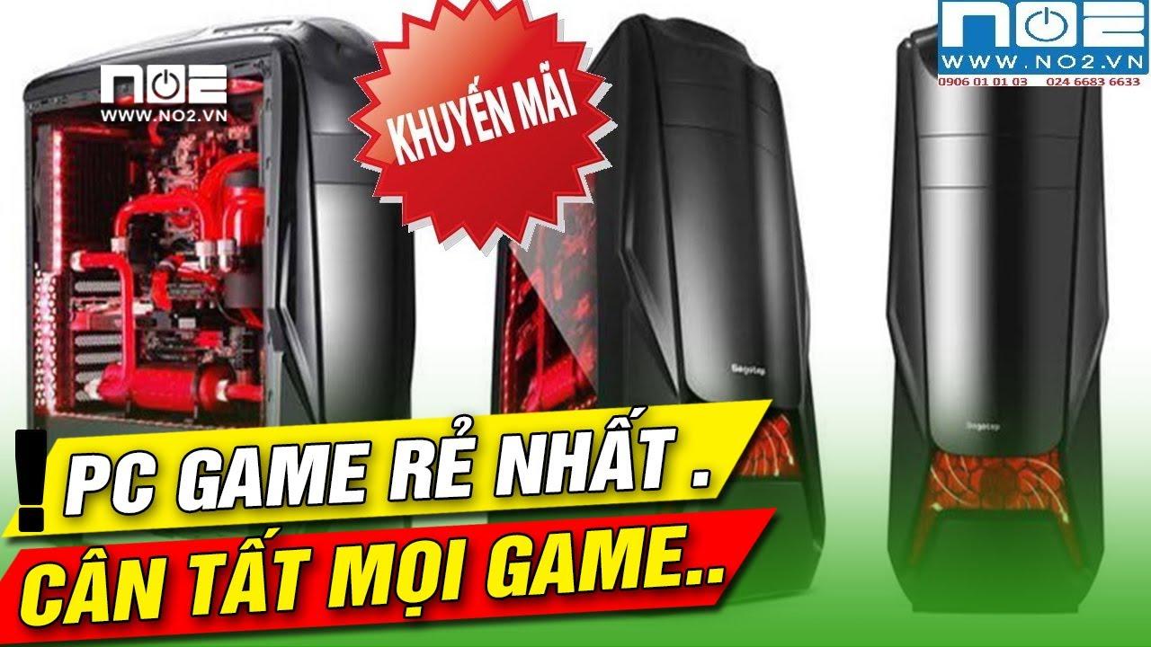 PC GAME RẺ NHẤT CÓ THỂ CHƠI MƯỢT FIFA 4 VỚI 2 TRIỆU
