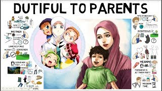 PARADISE IS UNDER YOUR MOTHERS FEET - Belal Assaad Animated