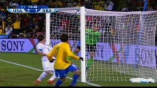 Brasil 3 X 2 EUA - Final - Copa das Confederações - 28/06/2009