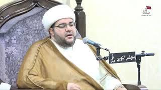 إسم الإمام الحسن المجتبى عليه السلام كان من قبل الله عز وجل - الشيخ عبدالحميد الغمغام