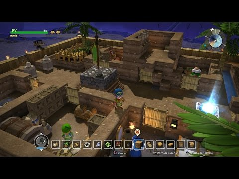 DRAGON QUEST BUILDERS - SE TRANSFORMAN!!!! #9
