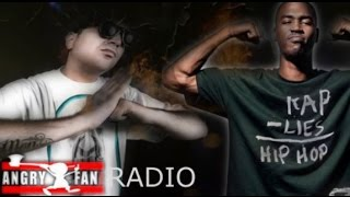 Serius Jones vs Lush One on angryfansradio over money