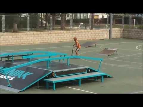 Competicion De Scooter