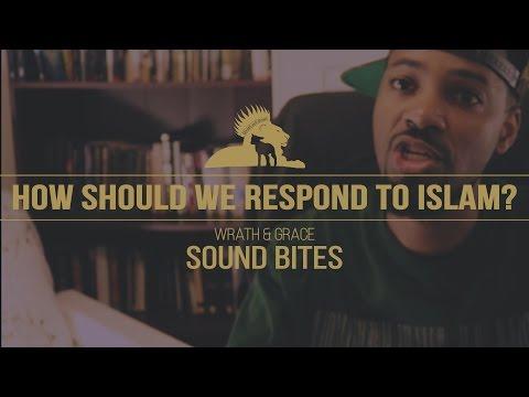 Tawfiq Cotman-El - How Should We Respond to Islam? // Sound Bite - W&G